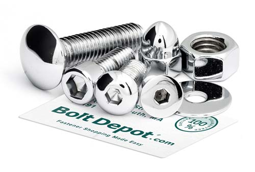 Bolt Depot Nuts And Bolts Screws And Fasteners Online
