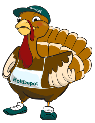 Turkey Trot 5k Run/Walk logo