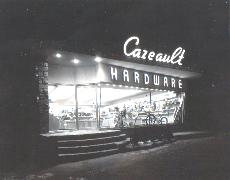 Cazeault Hardware in the 50's