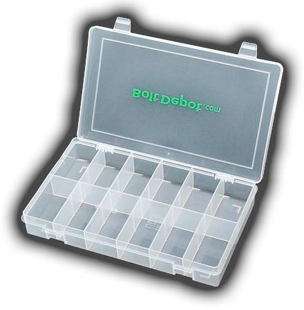 12 compartment box